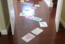 Tikes - Shape Activities / by Chelsea Rae