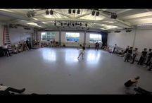 Videos: Firebird / Rehearsal & performance videos of John Clifford's 'Firebird.'