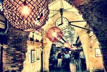 shopping district_Market_passage