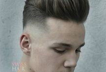 27 Cool Hairstyles For Men / This is a collection of brand new fresh super cool hairstyles for men. #menshair #menshairstyles #menshairstyles2017 #hairstylesformen #menshaircuts #haircuts #coolhair #coolhaircuts