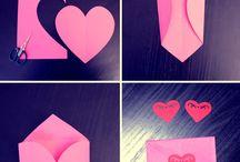 Carte Saint Valentin Originale