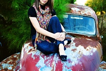 Photography - Senior Girls / Ideas and inspiration for photographing high school senior girls.