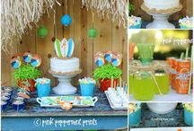6th teen beach movie party / Vintage surf party