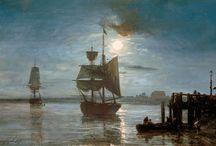 Paintings - Jongkind
