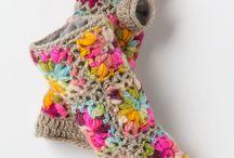 crochet : HANDS