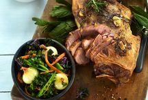 dinner - lamb
