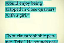 Divergent (så sant)