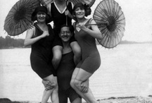 1920-1929 At the beach