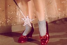 Ruby Slippers. / by Cheryl Watson