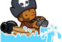 bloons pirate