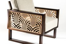 Art Deco Designs / twistmodern.com offers 100s of design combinations to create your own, unique furniture. Here are examples of our laser cut Art Deco designer panels.