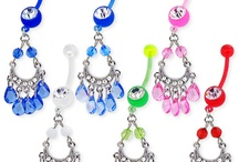 BELLY BUTTON RINGS ♡ / by kodie Andretti