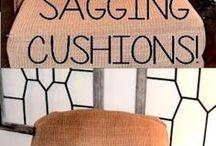 Rellenar sofas