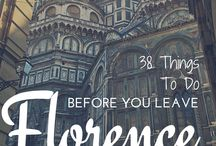 Florence bucket list