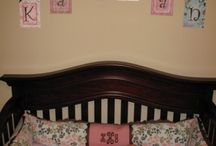 decorating ideas for new baby girl!