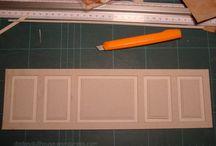 panelointi,pylväät + lattiat