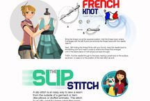 How to stitches