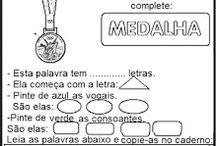 atividades olimpiadas