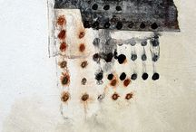 Artwork / Painting, Encaustic, Collage, Mixed Media / by Sylvia Taylor