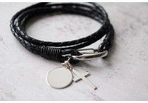 Religious Bracelets / Personalsied Religious Bracelets for both Men and Women