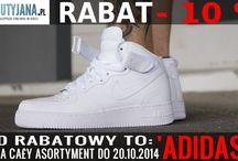 Kupony rabatowe. / Tutaj możecie znaleźć kupony i kody rabatowe na Butyjana.pl.