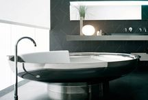 Bathroom Inspirations / Ideas for beautiful and calming bathrooms