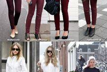 Jeans vino