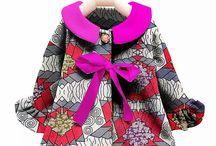 Girls jackets/ trench coats