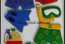 Cookies - Summer Beach