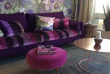 Purple - my favorite colour