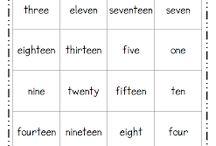 esl numbers