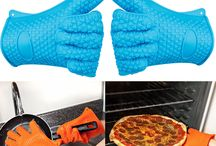 silicone gloves / Heat resistant. 100% silicone ,PDA,LFGB