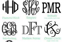 Luxury Eight Monogram Design Inspiration