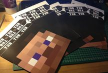 Projekter, jeg vil prøve / Kreativ Minecraft