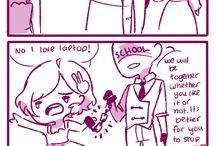 dramatic comics