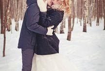Winter Wedding Photography Outdoor