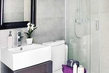 Beautiful Bathrooms / Ideas for small bathroom remodel