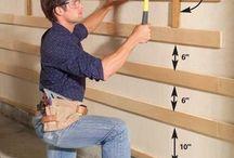 Garage Storage Systems - Organizer