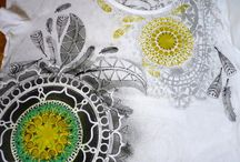Textilní tvorba od A-ptáka (Irena Slavíková)
