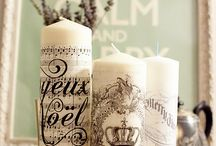 Candle Power / by Claudia Tyler