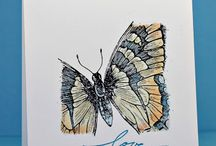"""Cards - """"Swallowtail"""""""