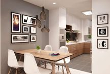 Kitchen/Dining Inspiration
