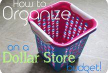Get Organized / by Kayse Duffy
