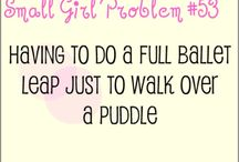Short Girl Problems / Everything that I have to deal with daily!
