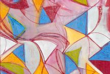 Sylvia Martins   Abstract Art / by Mozumbo Contemporary Art