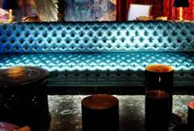 NIGHTCLUB ART & INTERIORS / Artwork & Interior Inspiration for Nightclubs & Bars