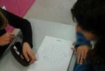 Jogos Matemáticos, 2º e 3º CEB | Fevereiro 2015 / As nossas alunas e os nossos alunos do 2º e 3º CEB no intraturmas dos jogos matemáticos