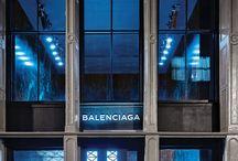 Windows Displays by Balenciaga