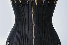 19th century: 1880s underwear