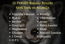 Famous Make up brands that test on animals